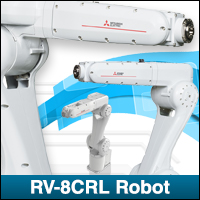 Introducing the High-Quality, Cost-Effective RV-8CRL Robot
