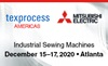 Texprocess Americas – Booth #1043