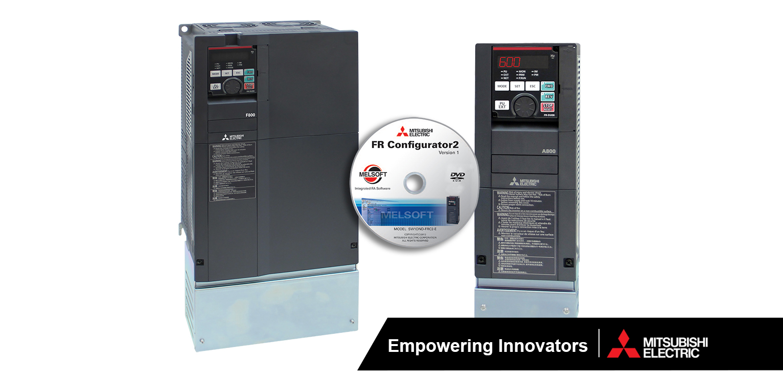 FR-Configurator2 Drive Interface Software | Mitsubishi Electric Americas
