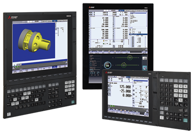M8 Series CNC Control Overview | Mitsubishi Electric Americas