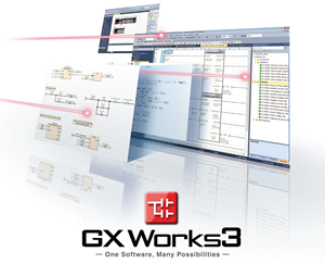 GX Works3 Graphic