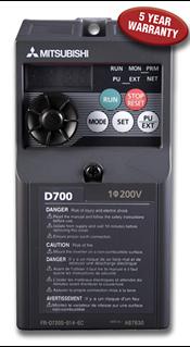 FR-F800 VFD
