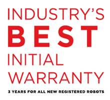 Robot Warranty Text