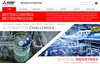 Mitsubishi Electric Automation Launches Process Industry-Specific Web Site