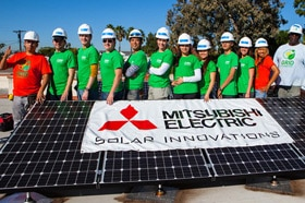 Mitsubishi Electric America Foundation, MEAF, mentoring, youth, disabilities, awareness
