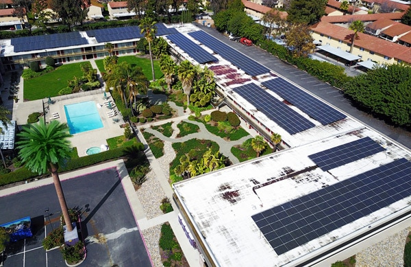 guests sleep green at ramada silicon valley with newly installed